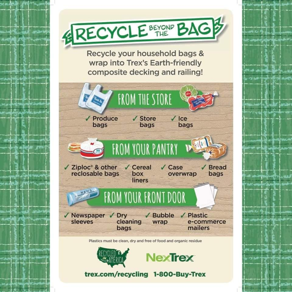 Recycle Beyond the Bag